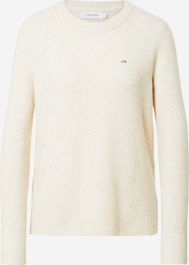 Megztinis iš Calvin Klein , spalva - smėlio, Prekių apžvalga