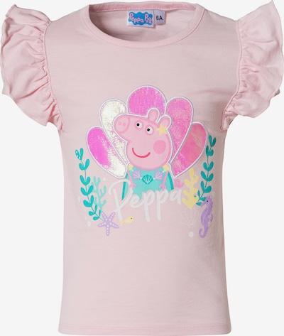 Peppa Pig Shirt in mischfarben / pink, Produktansicht