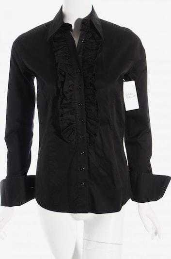 Umani Langarm-Bluse in S in schwarz, Produktansicht