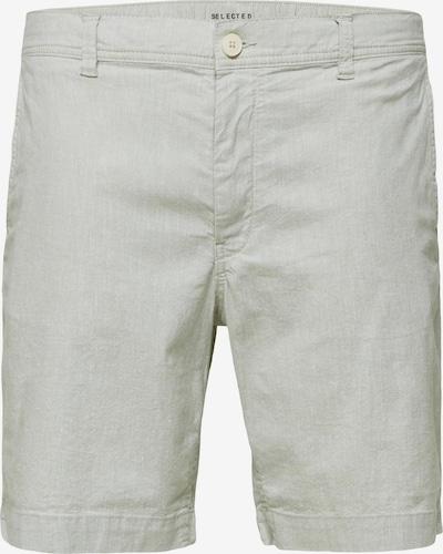 SELECTED HOMME Pantalon chino 'ISAC' en vert pastel, Vue avec produit