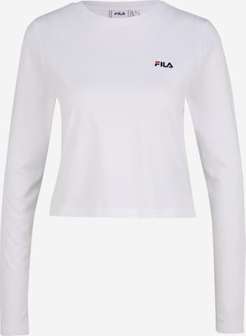 FILA Skjorte 'ECE' i hvit