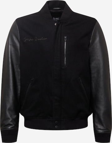 DENHAM Between-season jacket 'ANDERSON' in Black