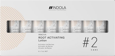 INDOLA Lotion 'Root Activating' in transparent, Produktansicht