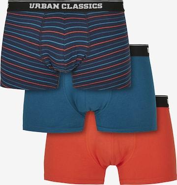 Boxers Urban Classics en bleu