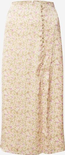 Neo Noir Rok 'Belinda' in de kleur Gemengde kleuren / Rosa, Productweergave