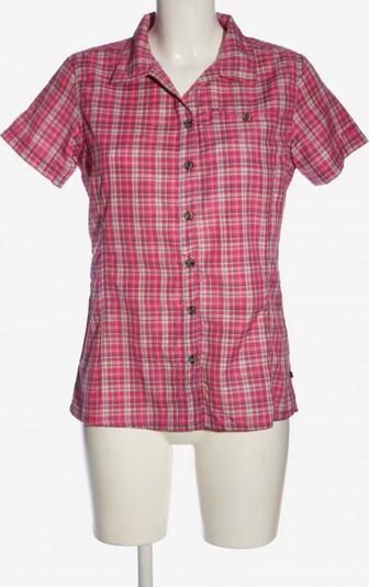 ICEPEAK Kurzarmhemd in M in pink / wollweiß, Produktansicht