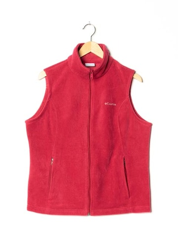 COLUMBIA Vest in L-XL in Pink