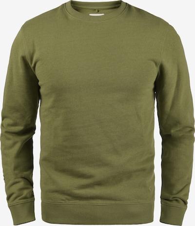 BLEND Sweatshirt Darian in grün: Frontalansicht