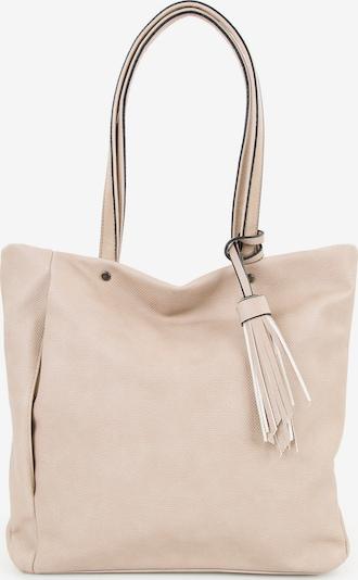 Suri Frey Shopper ' Mercy ' in beige / dunkelgrau, Produktansicht