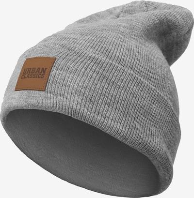 Urban Classics Bonnet en gris clair, Vue avec produit