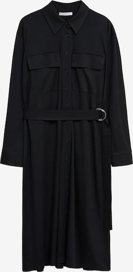 VIOLETA by Mango Kleid 'Sahara' in schwarz, Produktansicht