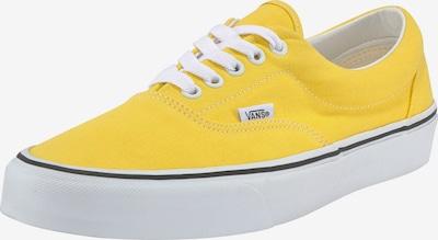 VANS Baskets basses 'UA Era' en jaune, Vue avec produit