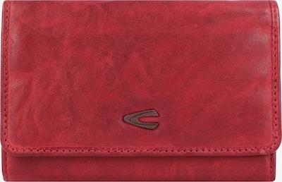 CAMEL ACTIVE Portemonnee 'Loja' in de kleur Rood, Productweergave