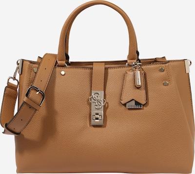 GUESS Handtasche 'ALBURY' in hellbraun, Produktansicht
