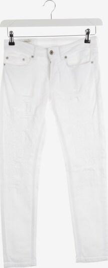 Dondup Jeans in 26 in weiß, Produktansicht