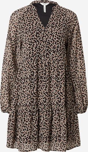 OBJECT Kleid in braun / schwarz, Produktansicht