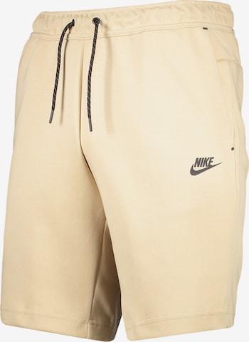 Nike Sportswear Hose in Beige