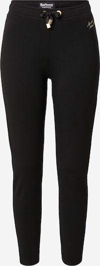 Barbour International Kalhoty - černá, Produkt