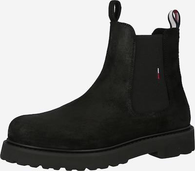 Tommy Jeans Chelsea Boots i sort, Produktvisning