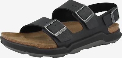BIRKENSTOCK Sandals 'Milano' in Black, Item view