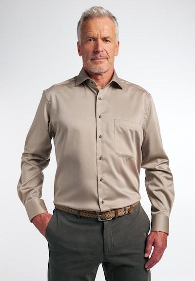 ETERNA Langarm Hemd COMFORT FIT in beige, Produktansicht