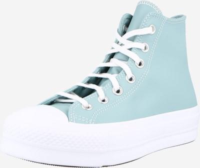CONVERSE Hög sneaker 'CTAS LIFT' i mint, Produktvy