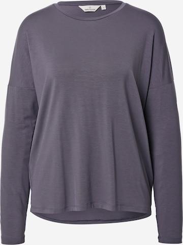 basic apparel Shirt 'Joline' in Grau