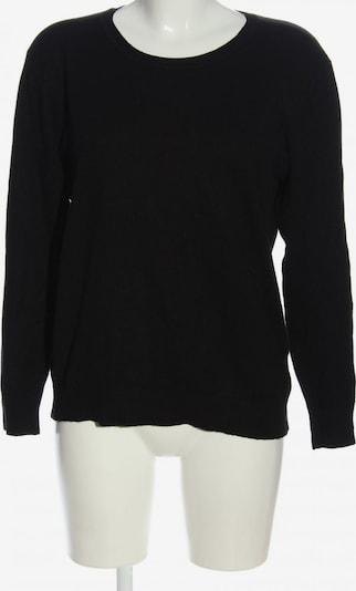 Beauty Women Rundhalspullover in XL in schwarz, Produktansicht