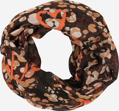 CODELLO Loop in camel / hellbraun / melone / schwarz / weiß, Produktansicht