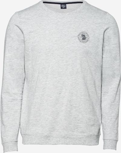 s.Oliver Sweatshirt in grau, Produktansicht