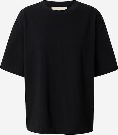 LENI KLUM x ABOUT YOU T-shirt 'Heather' en noir, Vue avec produit