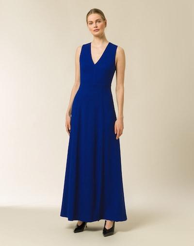 királykék IVY & OAK Estélyi ruhák, Modell nézet