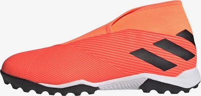 ADIDAS PERFORMANCE Fußballschuh ' Nemeziz 19.3 Laceless TF  ' in orange, Produktansicht