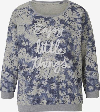 heine Sweatshirt in blau, Produktansicht