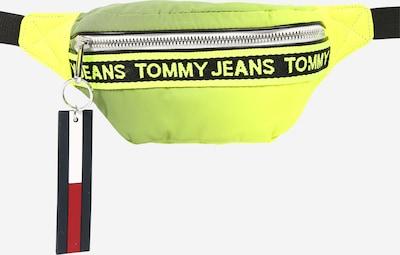 Tommy Jeans Jostas soma, krāsa - dzeltens / niedru / melns, Preces skats