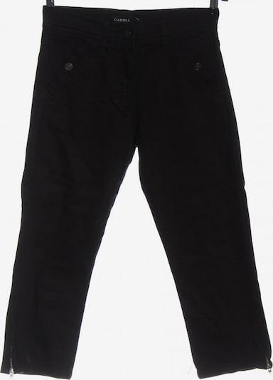 Caroll 3/4-Hose in S in schwarz, Produktansicht