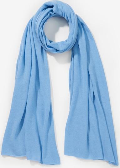include Sjaal in de kleur Blauw, Productweergave