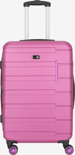 Travel Pal 4-Rollen Trolley 'München' in pink, Produktansicht