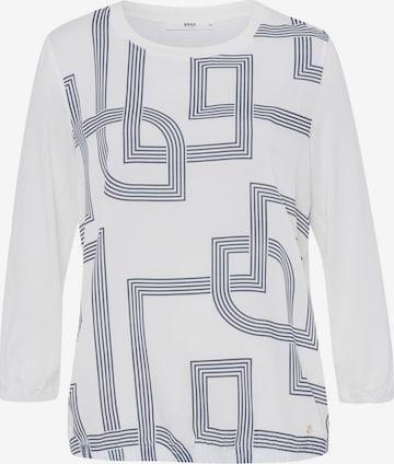 BRAX Shirt 'Carla' in Weiß