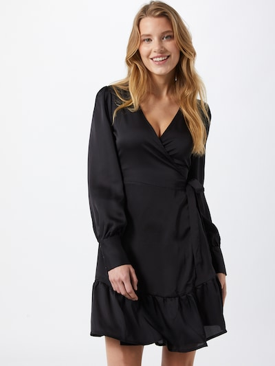VILA Dress in black, View model