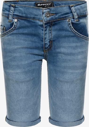 BLUE EFFECT Jeans i blå denim, Produktvy