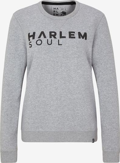 Harlem Soul Sweatshirt 'Lond-Don' in graumeliert, Produktansicht