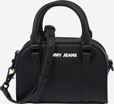 Tommy Jeans Ročna torbica | črna / bela barva, Prikaz izdelka