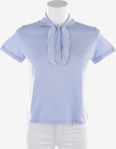 Miu Miu Shirt in S in hellblau, Produktansicht