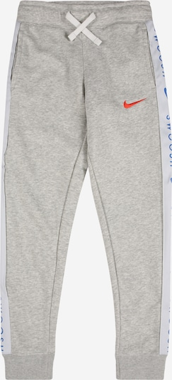 Nike Sportswear Trousers in royal blue / light grey / light red, Item view