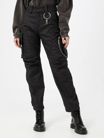 Jeans 'KYKI' DIESEL pe negru, Vizualizare model