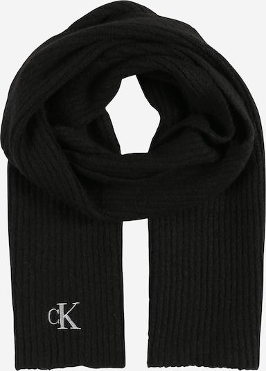 Calvin Klein Jeans Šál - čierna / biela, Produkt