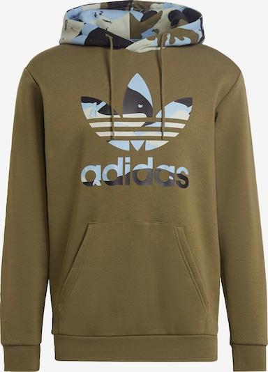 ADIDAS ORIGINALS Sweater majica u maslinasta / miks boja, Pregled proizvoda
