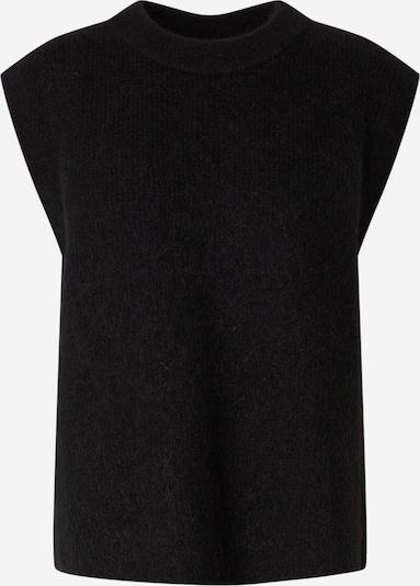 Marc O'Polo DENIM Pullover in schwarzmeliert, Produktansicht