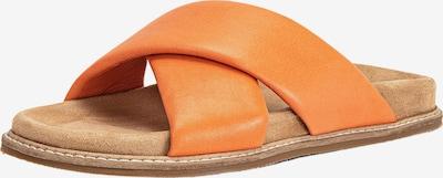 INUOVO Pantolette in orange, Produktansicht
